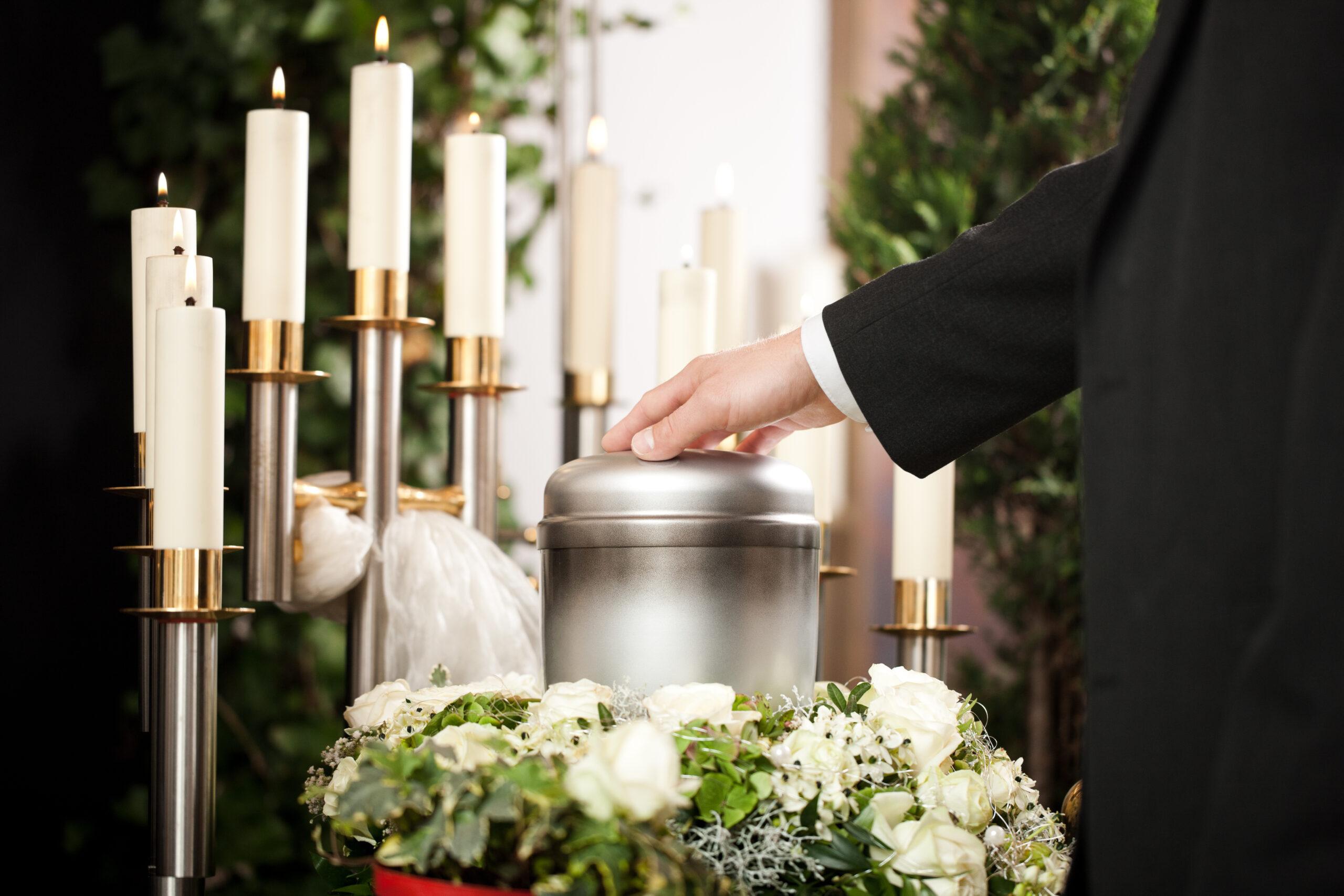Urnenbeisetzung Löfgen