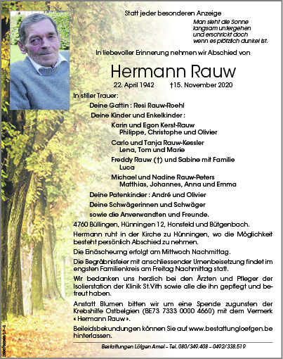Hermann Rauw