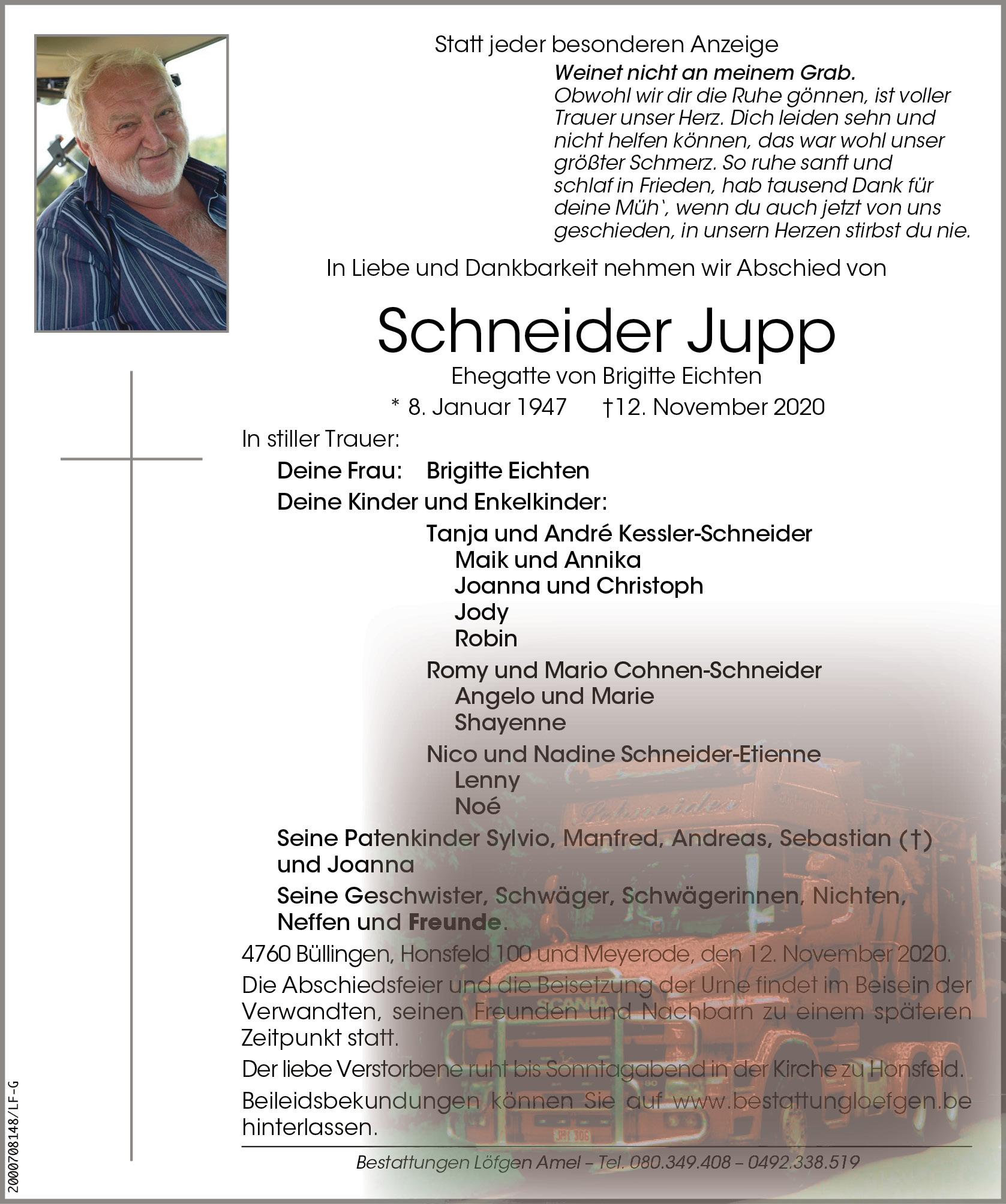 Jupp Schneider