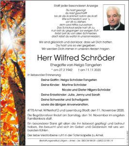 Wilfred Schröder