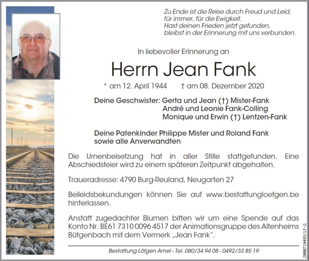 Jean Fank
