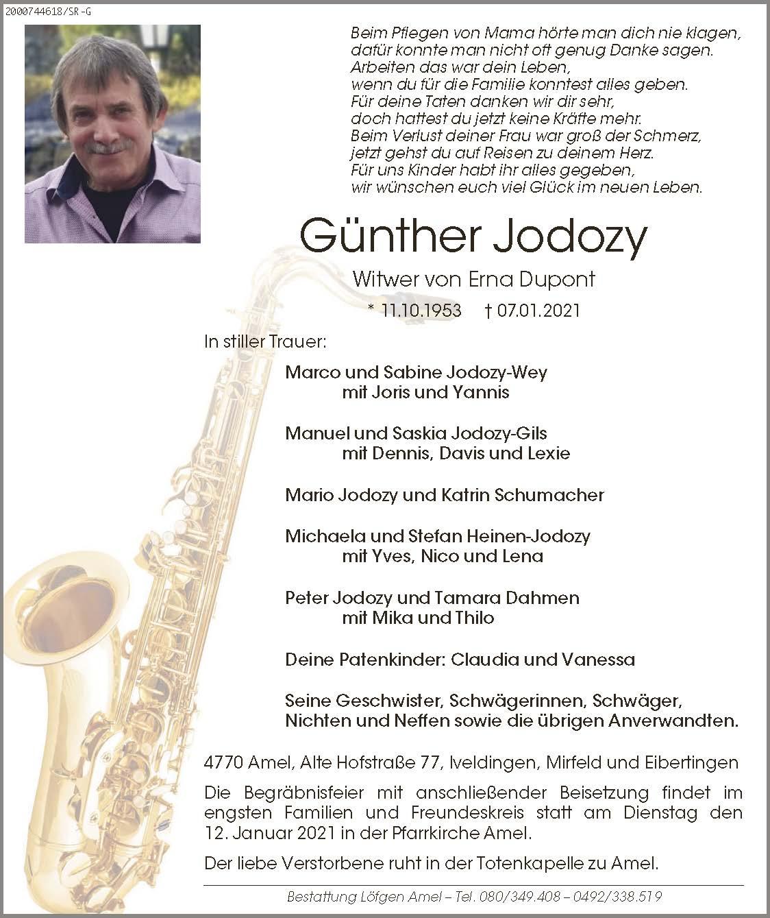 Günther Jodozy