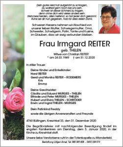 Irmgard Reiter