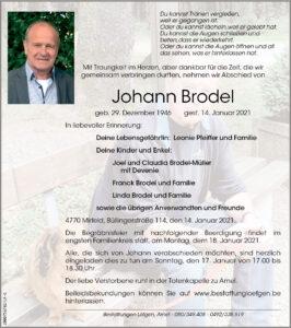 Johann Brodel