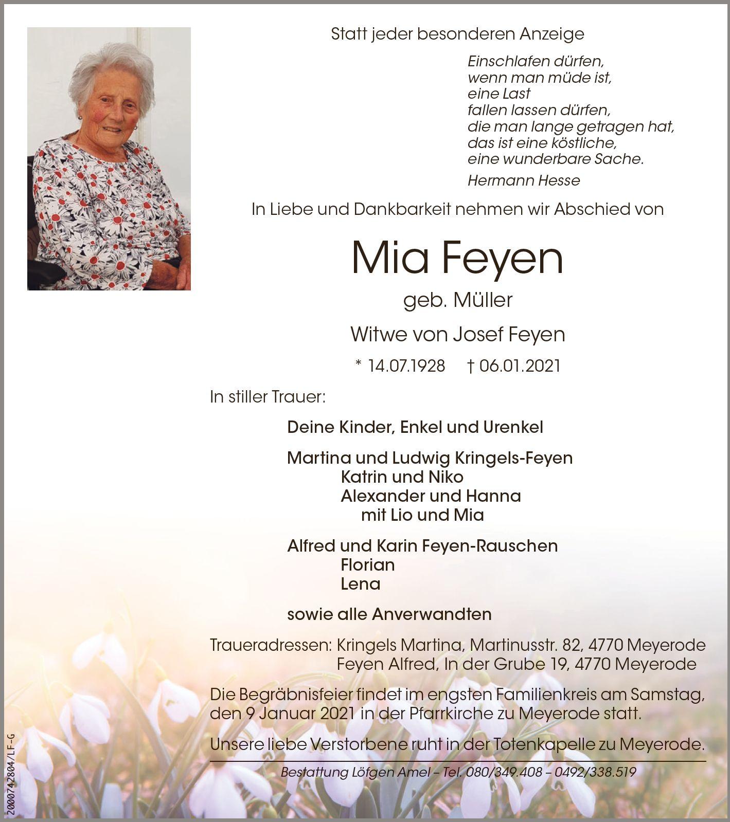 Mia Feyen