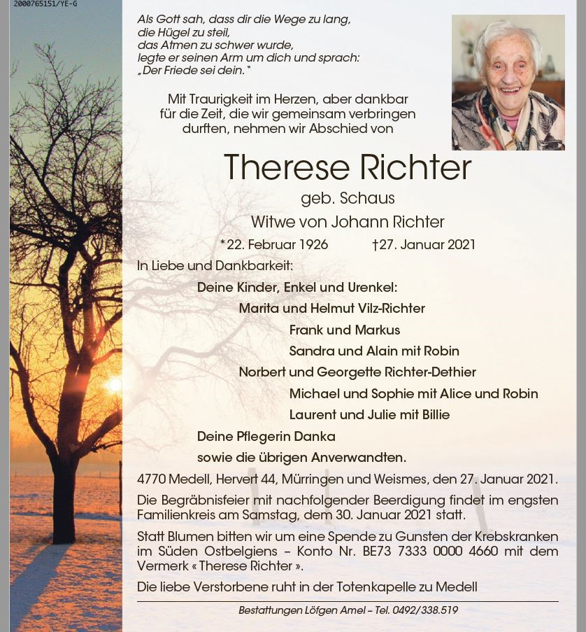 Therese Richter