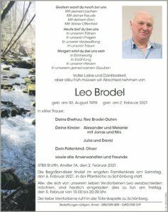 Leo Brodel