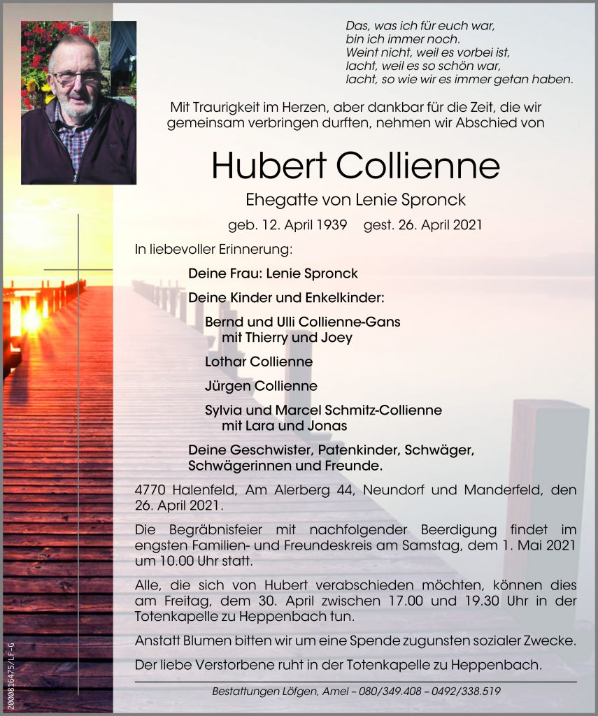 Hubert Collienne
