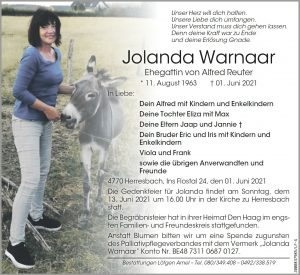 Jolanda Warnaar