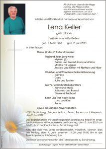 Lena Keller