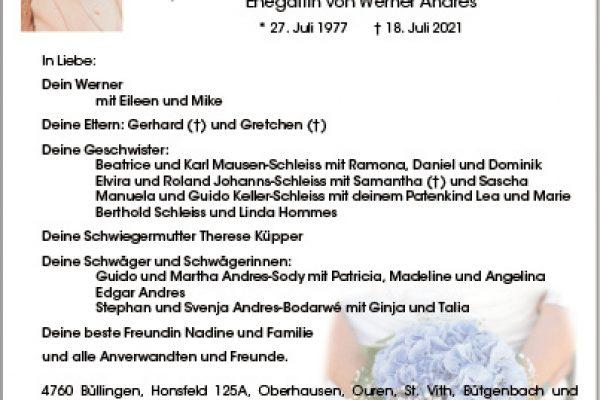Ricarda Schleiss