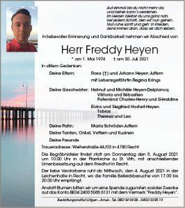 Freddy Heyen
