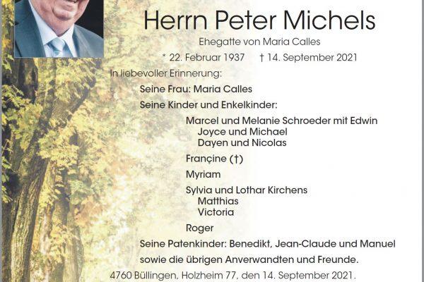 Peter Michels