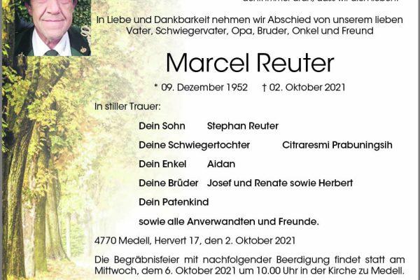 Marcel Reuter